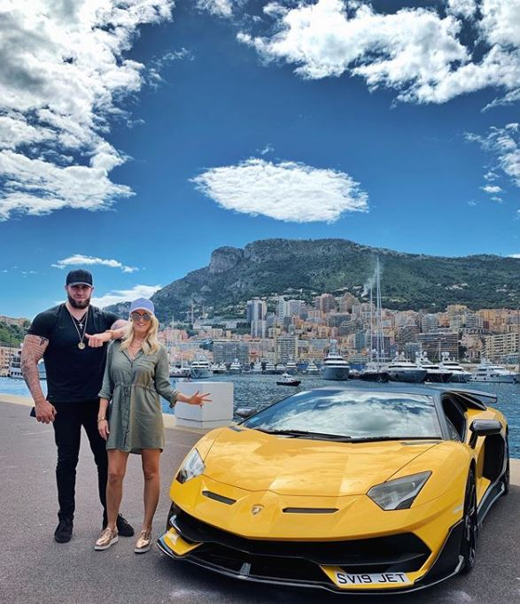 Who Is Gmk The French And Muscular Millionaire Who Drives A Lamborghini